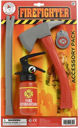 Firefighter Accessory Pack