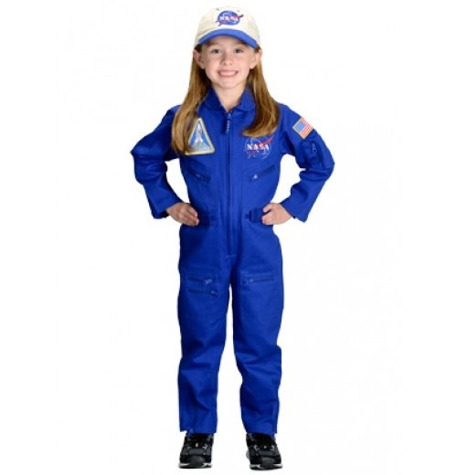 Astronaut Flight Suit Costume