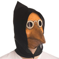 Plague Doctor Mask with Hood