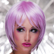 Mystic Pixie Wig in Lilac