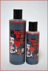 Mouth Blood 4 oz.