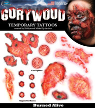 Burned Alive Tattoos