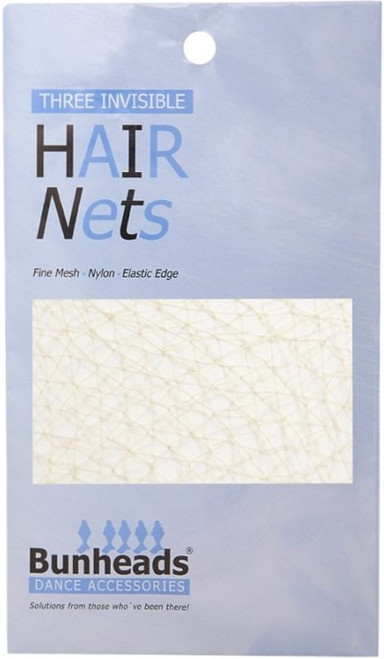 Invisible Hairnet in Light Brown