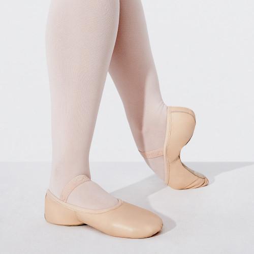 Capezio Ballet Pink 212W Lily Ballet Shoe