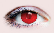 X-Ray Red Costume Contacts