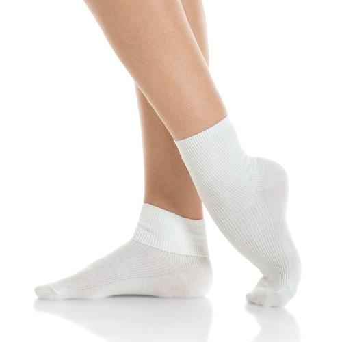 Dance Socks in White