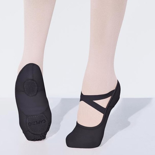 Shoe Ballet Hanami Canvas Adult Black