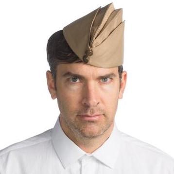 Soldier's envelope cap