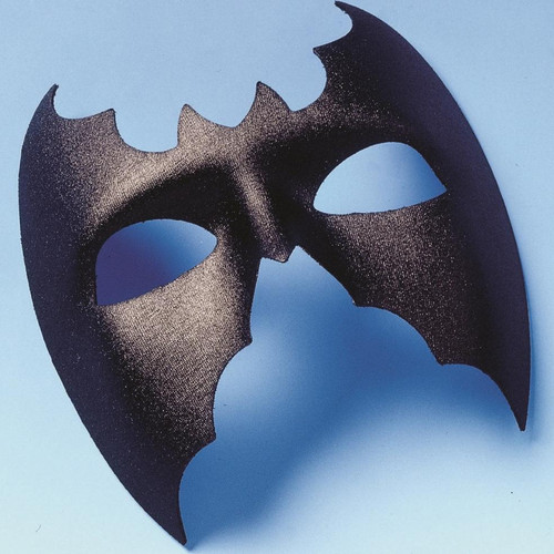 Mask Bat Cutout
