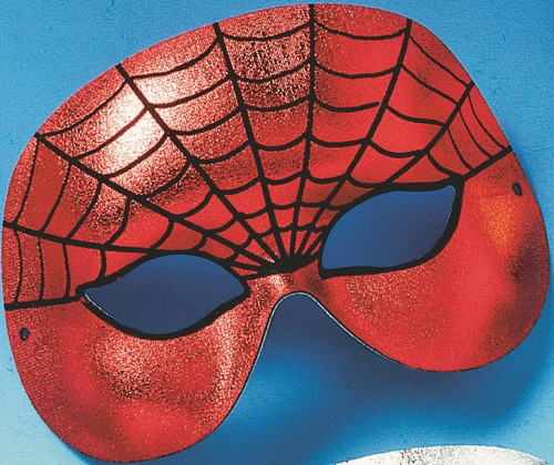 Mask Half Spiderman
