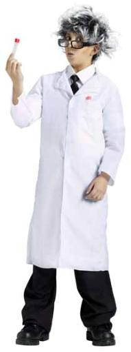 Lab Coat Child 1 Size