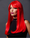 Kelly Wig - Red