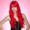 Carmen Wig - Red