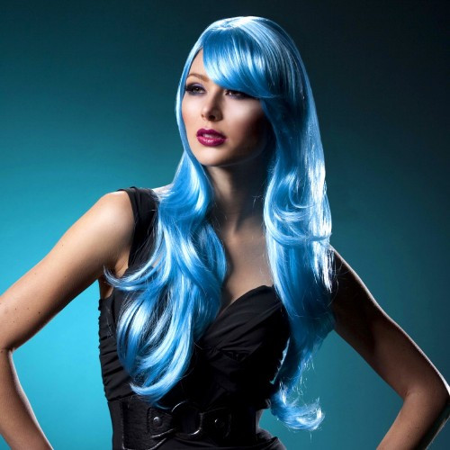 Carmen Wig - Cool Blue