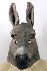 Latex Donkey Mask