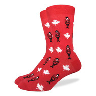 Canada Mounties Socks
