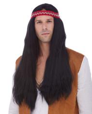 Hippy Wig - Black