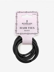 Black Hair Elastics
