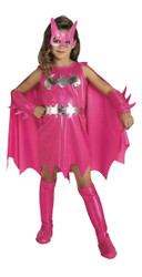 Deluxe Pink Batgirl - Child