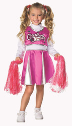 Pink Cheerleader Champ - Child
