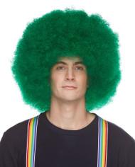 Dark Brown Afro Wig