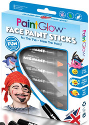 Adventure Face Paint Set