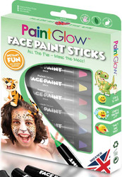 Animal Face Paint Set