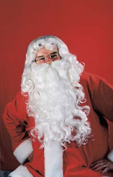 Rental Quality Santa Wig and Beard