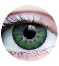 Enchanted Emerald Cosmetic Contacts