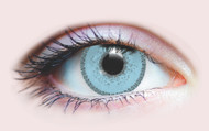 Charm Sapphire Cosmetic Contacts