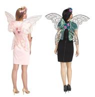 Fantasy Fairy Wings reverse
