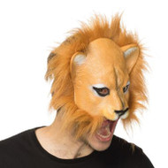 Supersoft Lion Mask with Mane