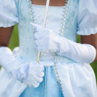White Princess Gloves