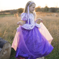 Royal Lilac Princess Gown