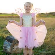 Gold Butterfly Dress