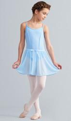 Pull-On Circular Skirt