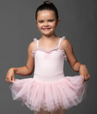 Flutter Tutu Dance Dress