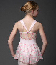 Rose Mesh Dance Dress