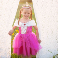 Sleeping Beauty Tea Party Dress
