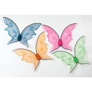 Hot Green Butterfly Wings