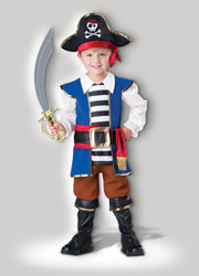 Super Deluxe Pirate Toddler