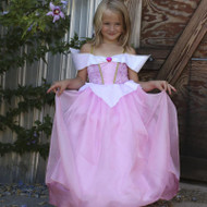 Deluxe Sleeping Beauty Gown