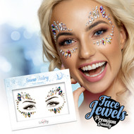 Snow Fairy Face Jewels