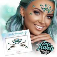 Mystic Mermaid Face Jewels