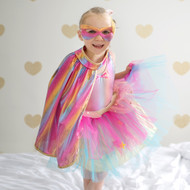 Pink Rainbow Superhero 3pcs Set