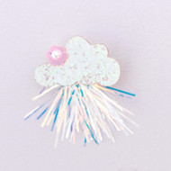 Cloud Hairclip