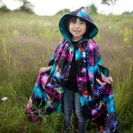 Galaxy Hooded Cloak