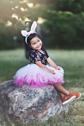 Bunny Tutu and Ears Set