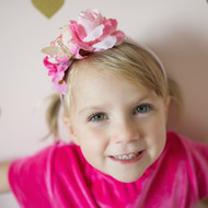 Fairy Flower Headband