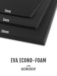 Econo EVA Foam - 2mm Black